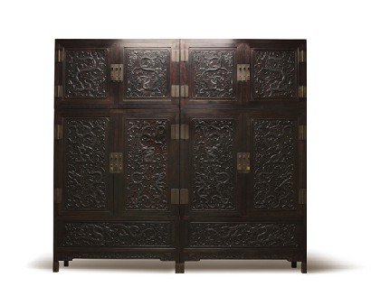 Poly Auctions Sell Zitan Imperial Cabinet For 81 Million Yuan New ...