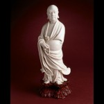 Dehua Figure of Bodhidharma – The Percival David Collection