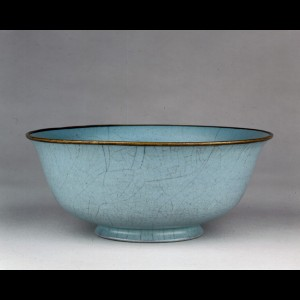 Ru Ware Bowl - The Percival David Collection