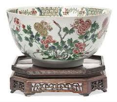 Famille Verte Porcelain History