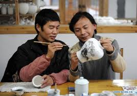 The Fakers Of Jingdezhen