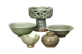 Longquan Celadon Wares