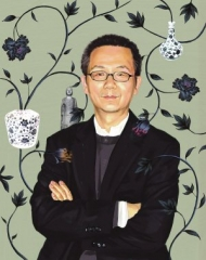 Dr. Tao Wang, Sotheby's Newly Appointed Head of the Chinese Works of Art Department in New York.