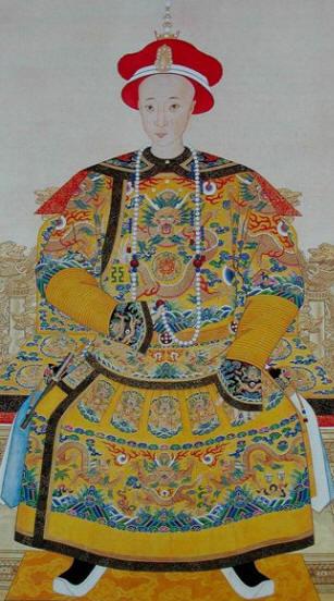 Emperor Tongzhi and Empress Dowager Cixi (1862 – 1874)