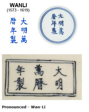 Ming Dynasty Marks Antiques Amp Baijiu
