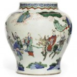 What is Wucai Chinese Antique Porcelain?
