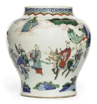 What is Wucai Porcelain?