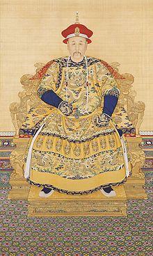 Yongzheng Emperor (1723-1735)