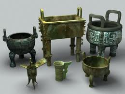 Technology's Influence on the Ancient Chinese Dynasties through Metallurgical Investigations