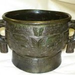 British Museum Chinese bronze vessel likely to be a fake