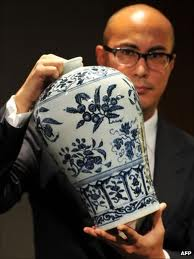 Auction houses outfox Chinese antiquity fakers