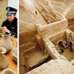 "Chinese Tomb Looters - ""To be rich dig up an ancient tomb; to make a fortune open a coffin."""