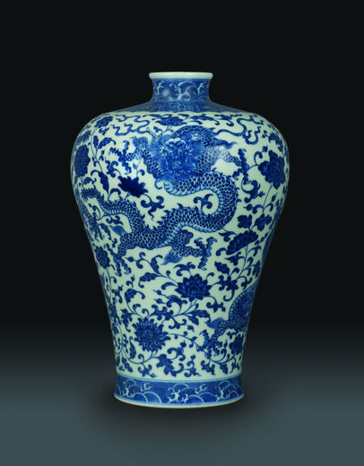 Rare Chinese vase sells for $3M at Toronto auction