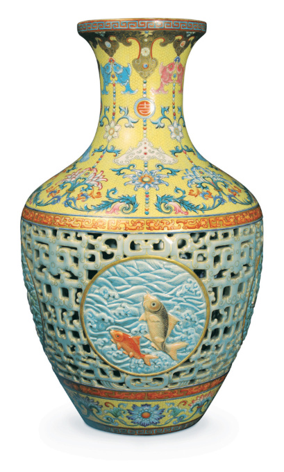 The Bainbridge Qianlong Vase Finally Paid For But Only Half