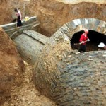 1,300-year-old tomb cluster discovered in China
