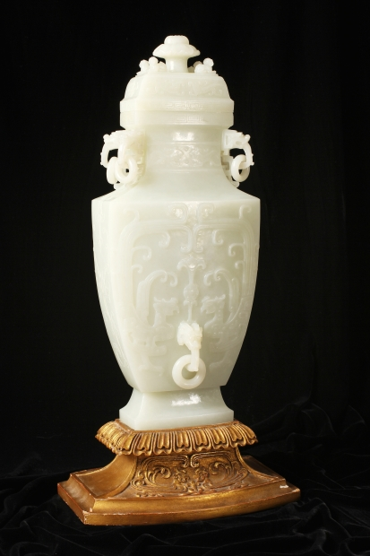 Three 18th-century Chinese jade pieces sell for $1.7 million