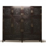 Poly Auctions Sell Zitan Imperial Cabinet For 81 Million Yuan New Record Set For Chinese Furniture
