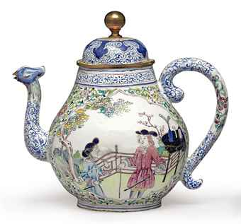 canton-enamel-teapot