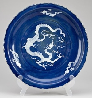 Ming Charger Sells For $1 Million Plus