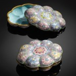 Qianlong Canton Boxes Sell For £52,000 In Edinburgh