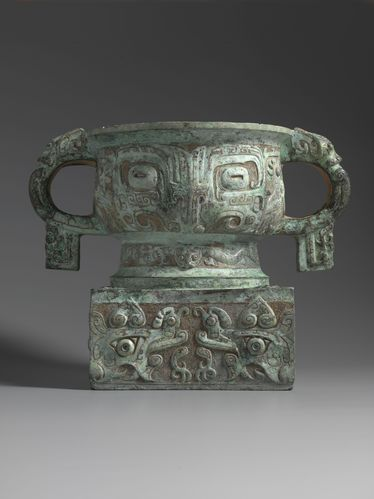 Eskenazi Sells Zhou Dynasty Gui For $12 Million Or Thereabouts