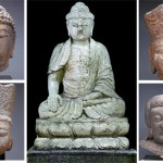 Ancient Buddhas Heading Home To China