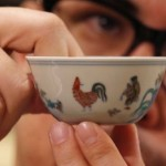 "Chenghua ""Chicken Cup"" is expected to fetch more than US $38 million"