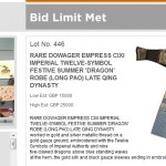 Another Good Hit For L & T Robe Makes £62k