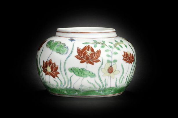 Broken Chenghua Jar Expected To Sell For More Than A Million