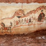 Ming Dynasty paintings, ancient tomb discovered at Hunan construction site