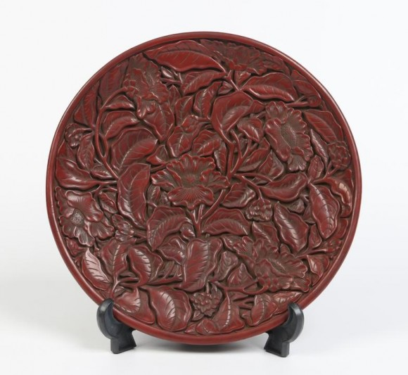 50k For A Lacquer Dish - The World Gone Mad...
