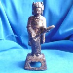 Gilt bronze and more paintings