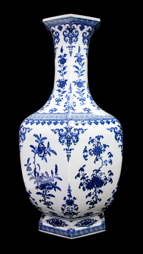 Qianlong vase in Derbyshire found & carries a £300,000-500,000 estimate!