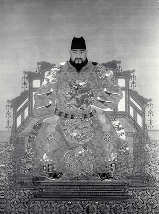 what improvements did the ming emperors make in china