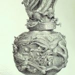 Wonderful Collection Of Drawings Of 18thc Chinese Antiques