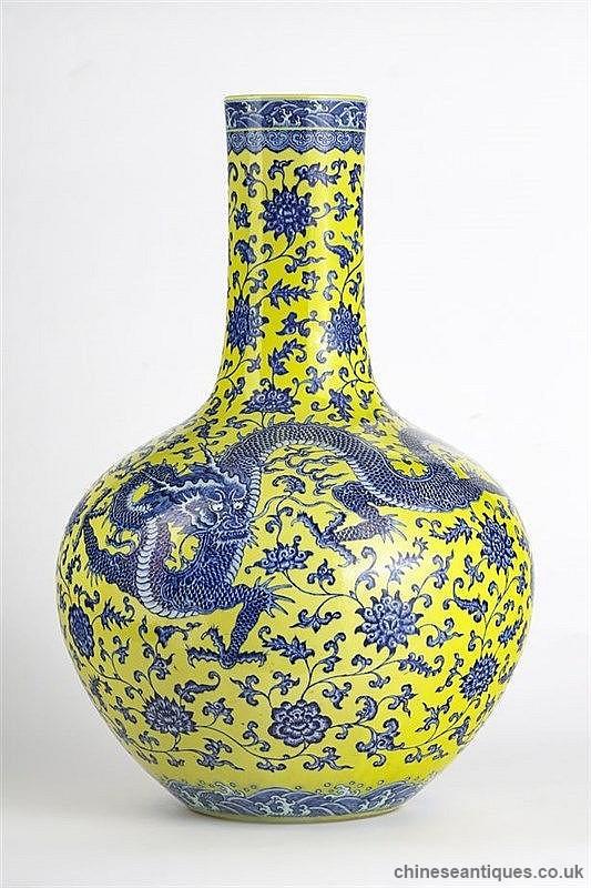 £500 Estimate – Sells For £4 Million – Qianlong?