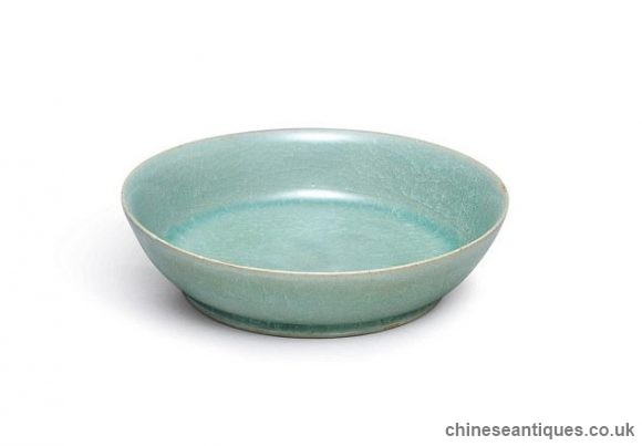 Song Dynasty Ru Brush Washer Sells For $37.7 Million