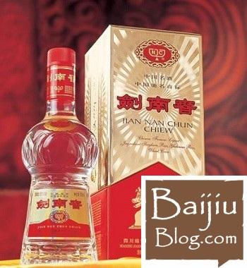 Jiànnánchūn Baijiu