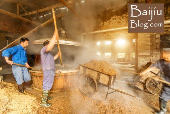 Baijiu Chinese Liquor History