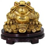Jin Chan (Gold Toad) Chinese Mythology