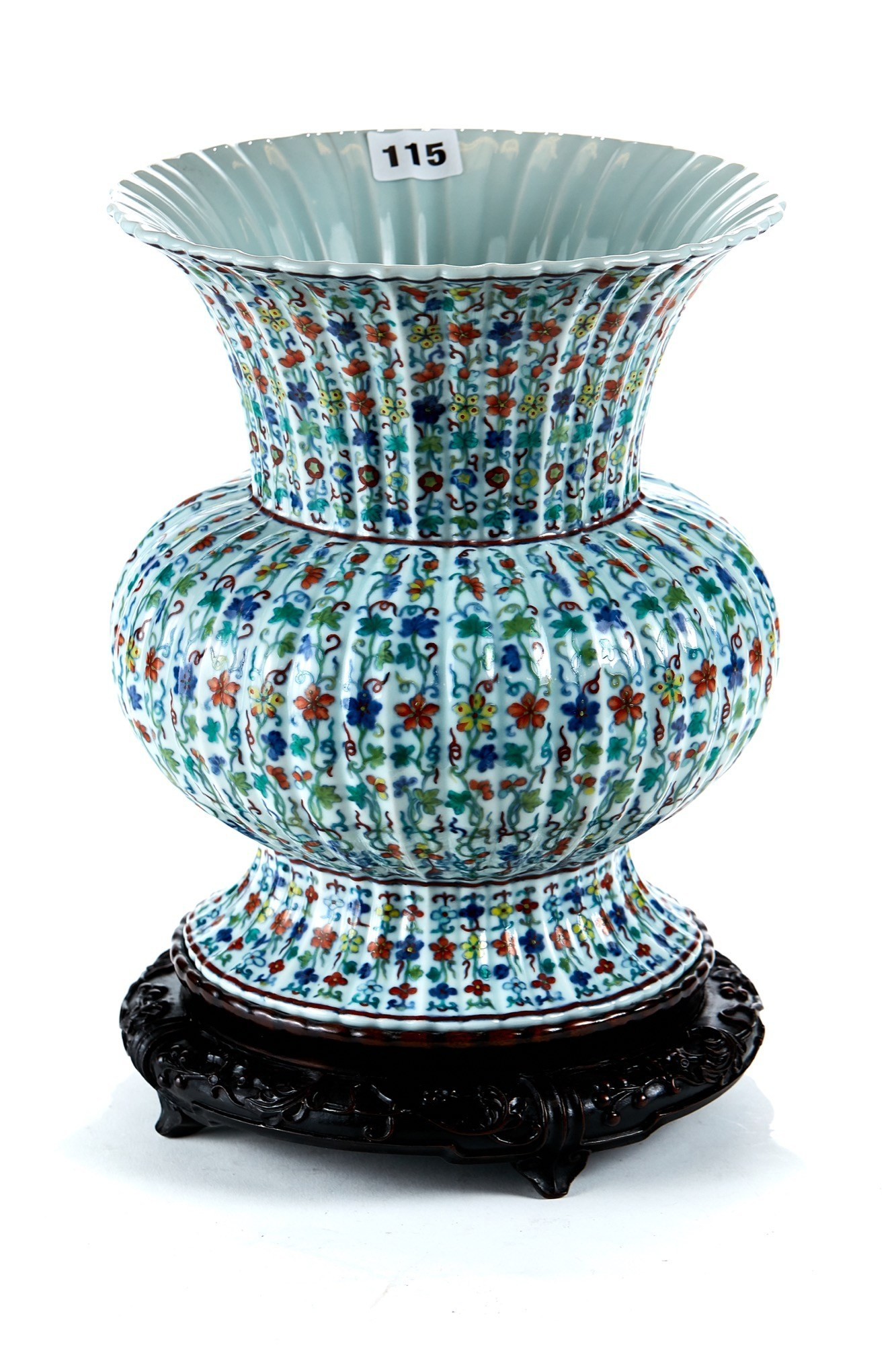 House Clearance Vase Sells For £6k - Let The Pictures Speak