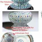 House Clearance Vase Sells For £200k - Let The Pictures Speak