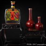 Two 18thc Sang-De-Boeuf Bottle Vases