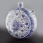 Irish Auction Expects (Hopes) Chinese Flask Sells For A Fortune