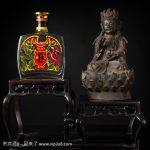 A Ming Gilt Bronze Figure Of Guanyin