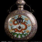 The Art of Antique Cloisonné