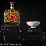 Daoguang Famille Rose Four Gentlemen (四君子) Bowl
