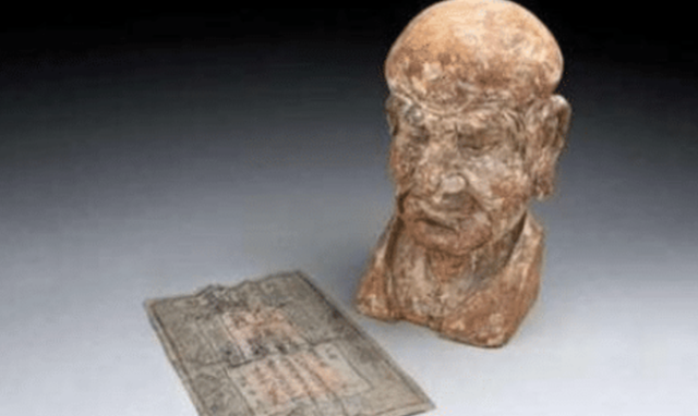 Valuable Rare Banknote Found In Ming Dynasty Head