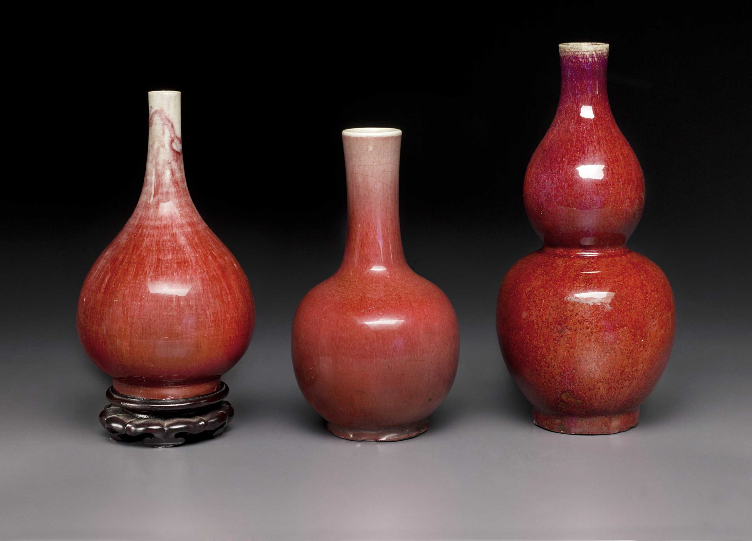 A Guide To Chinese Antique Vase Shapes