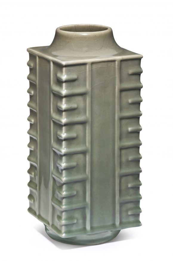 Cong Vase 琮式瓶